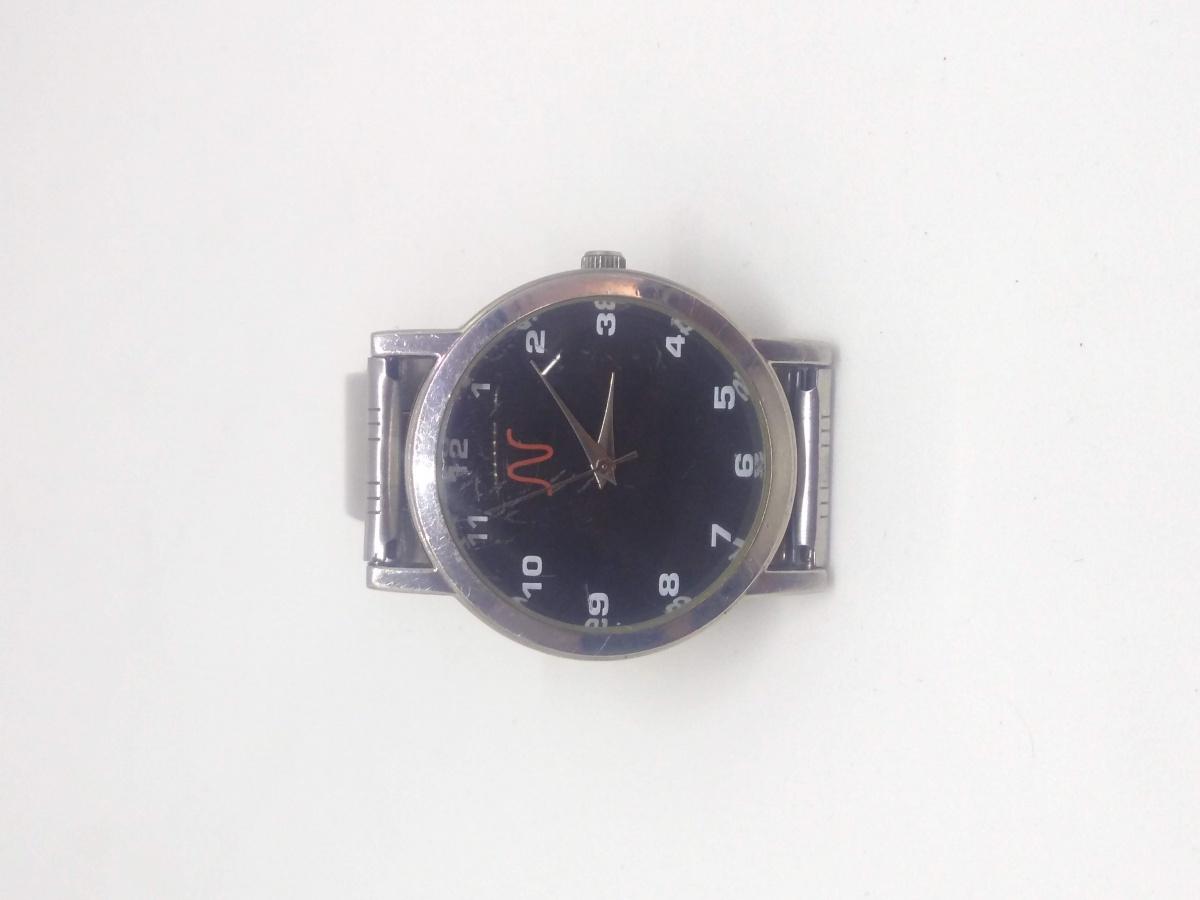 b62cdc31b81 1 Relógio Stainless Steel