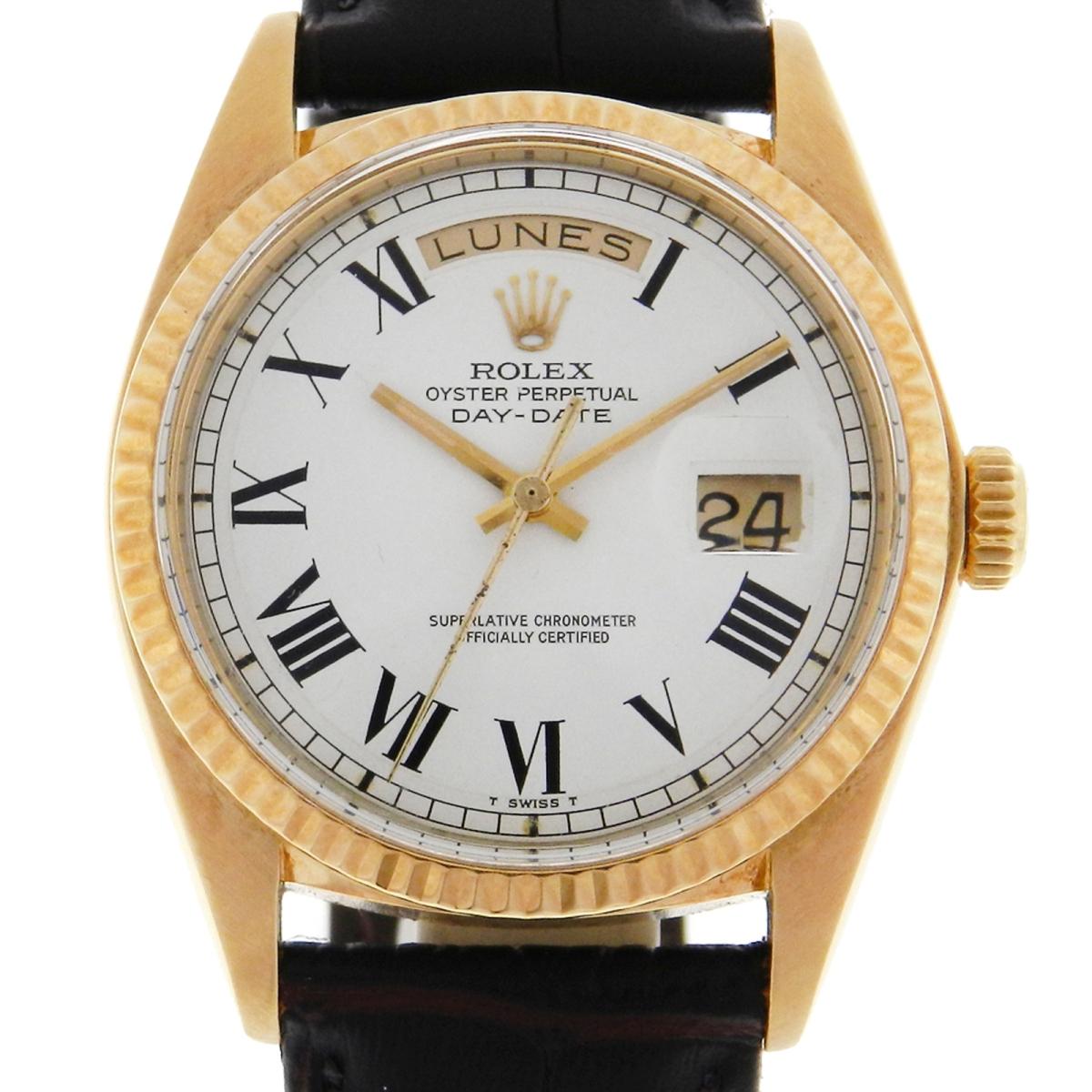 9462cf4b01f Relógio Rolex Day-Date Oyster Presidente - Referencia 1