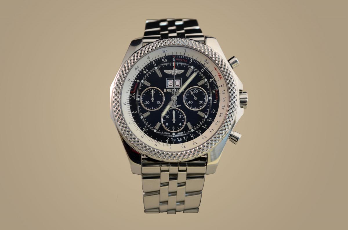 959329d0450 Relógio BREITLING Bentley 6