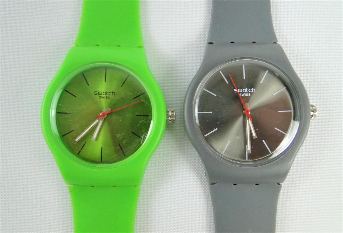 ea682943886 Lote com 2 Relógios de pulso