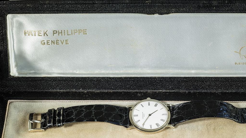 64717ddd907 ELEGANTÍSSIMO RELÓGIO PATEK PHILIPPE CALATRAVA. REF 352