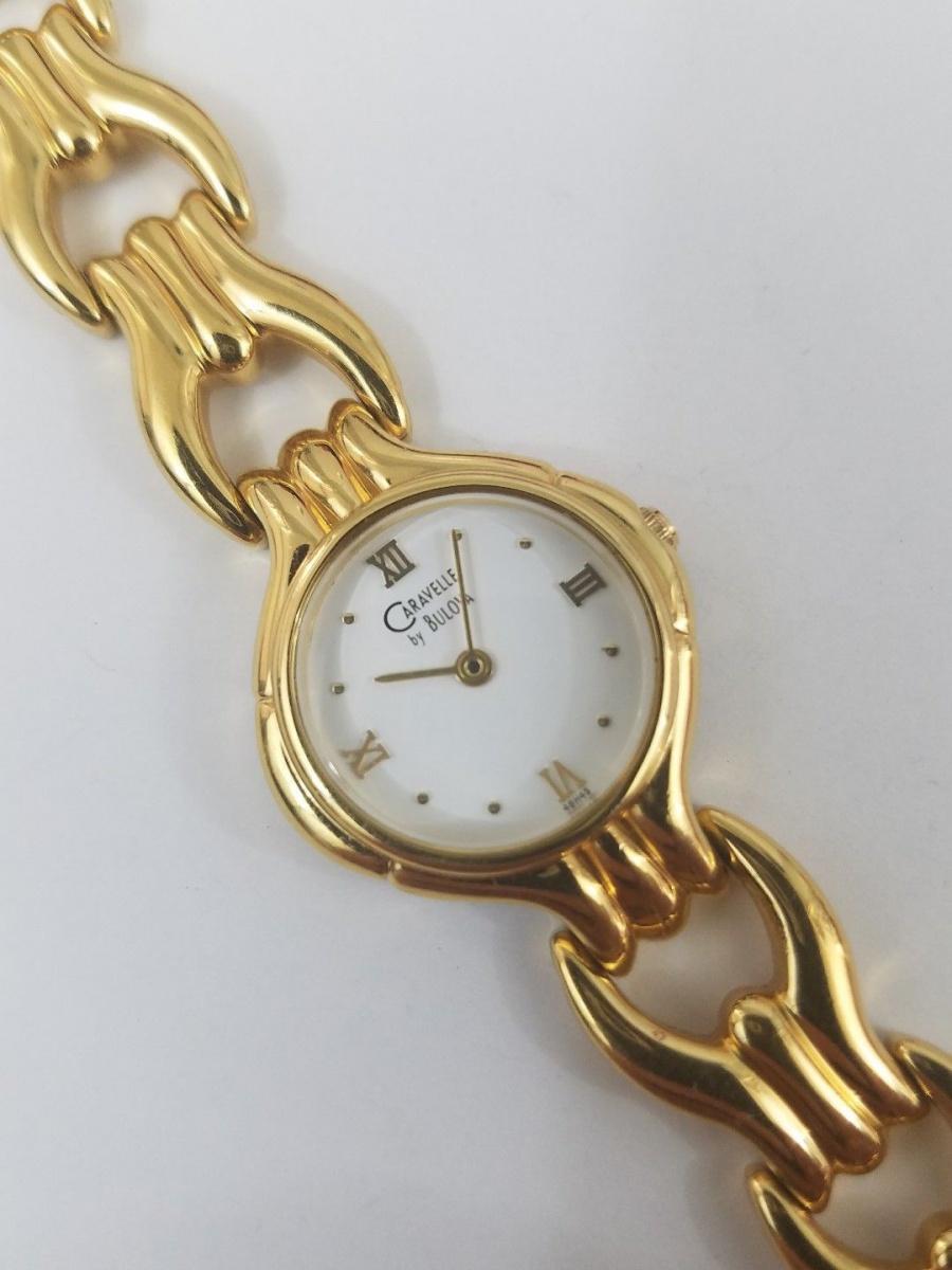 028536078f5 BULOVA CARAVELLE - Belíssimo relógio feminino com linda
