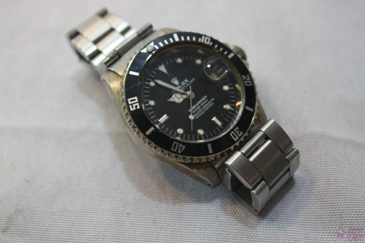 1c0bd706170 Zoom. Lote 76. Carregando... Tipo  Relógio. Replica de primeira linha do relógio  Rolex Oyster Perpetual ...