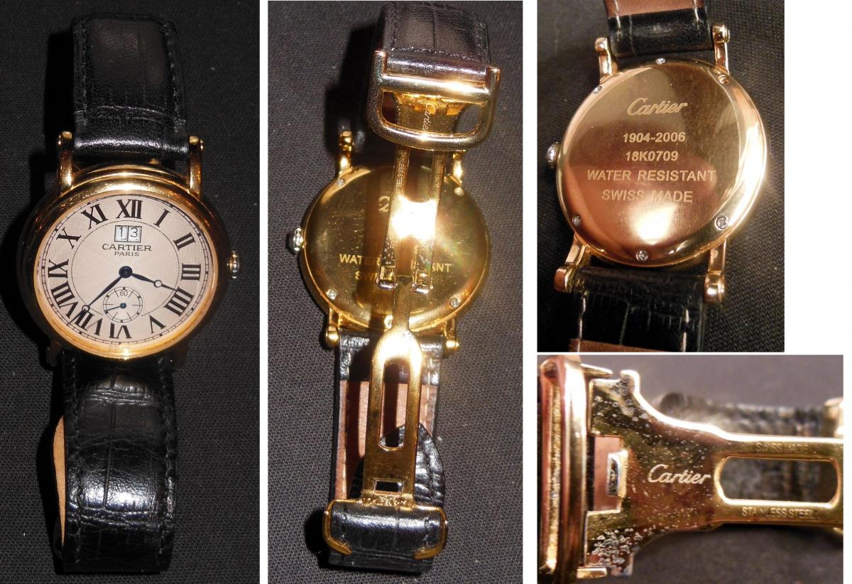 eb94ca4f7dc Replica Relógio Cartier