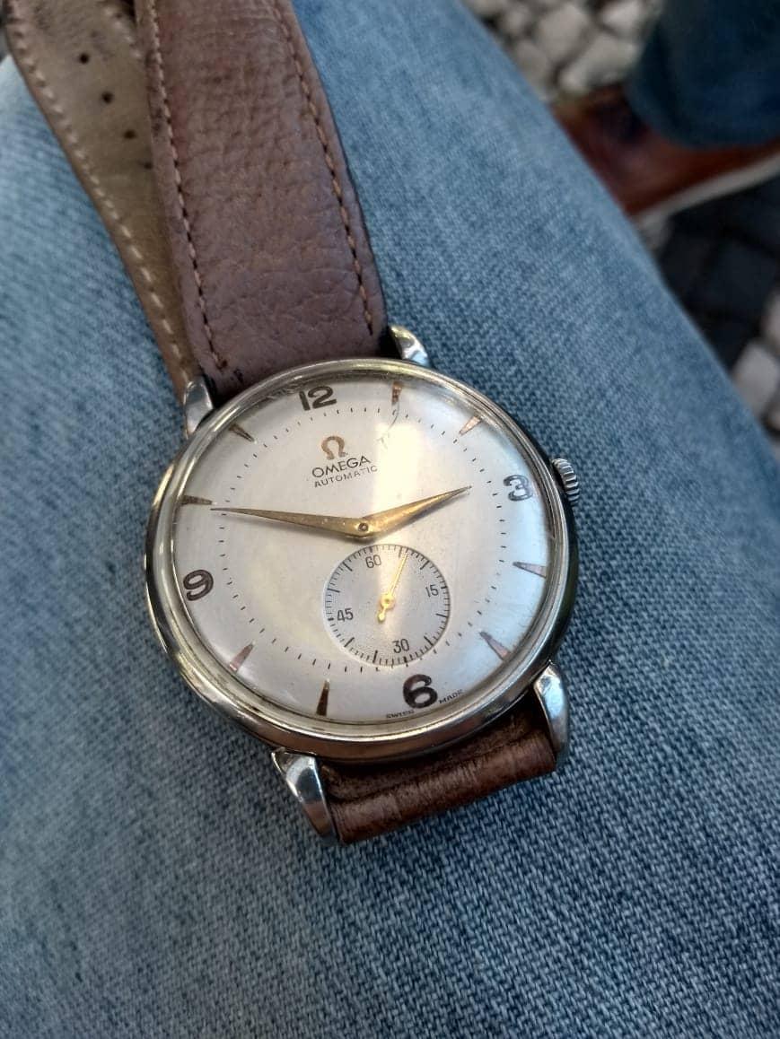 d264bf3bcad Relógio Omega feminino Seamaster - automático - aço e o