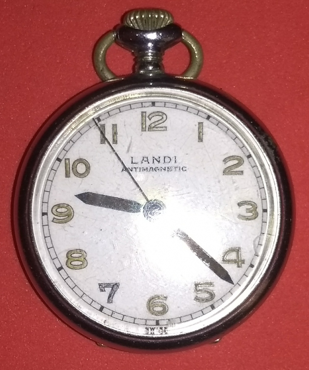 2af2a579a4c Antigo relógio de bolso