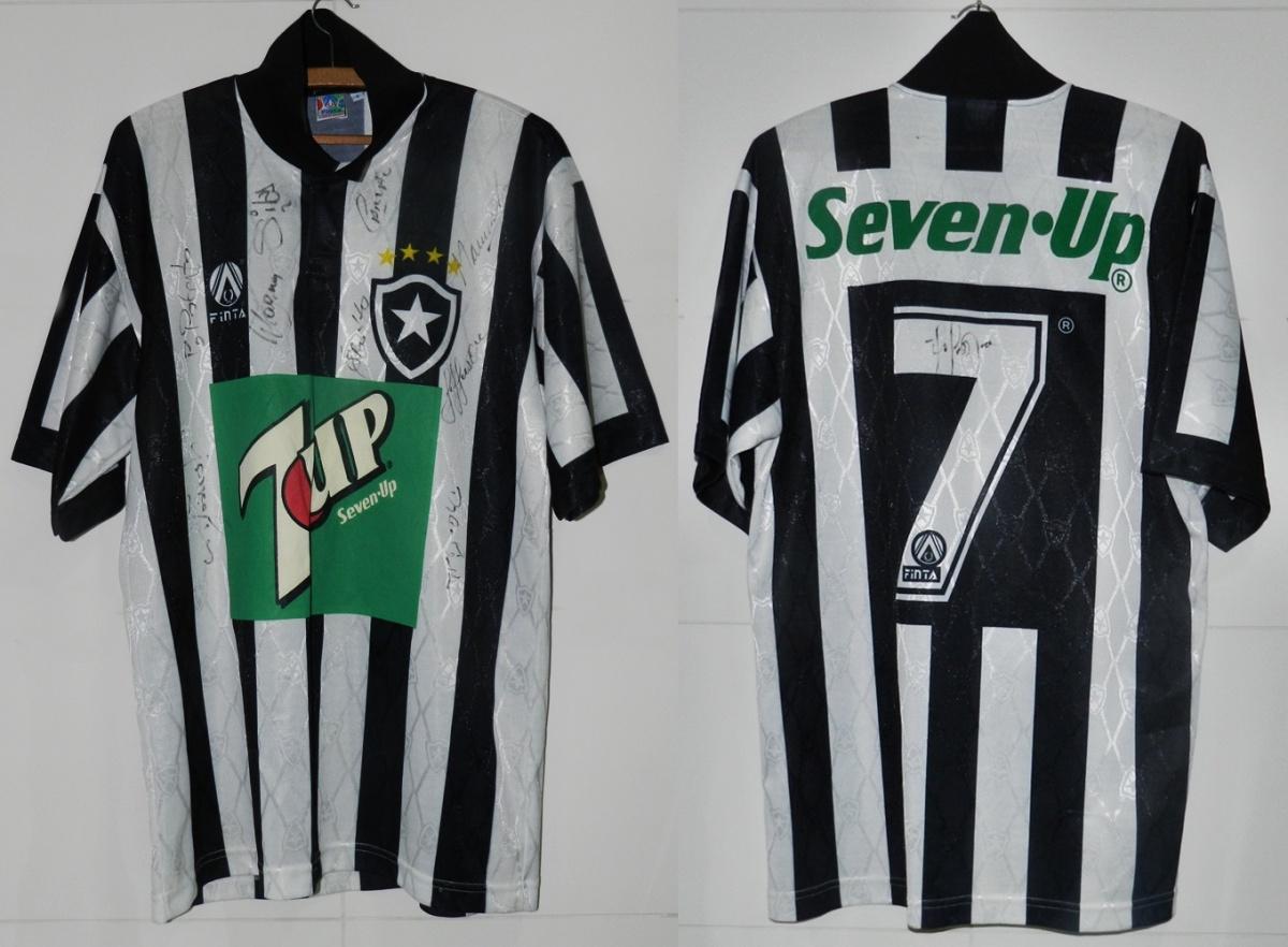 Camisa oficial do Botafogo de futebol e regatas 1ee4f59a73b34