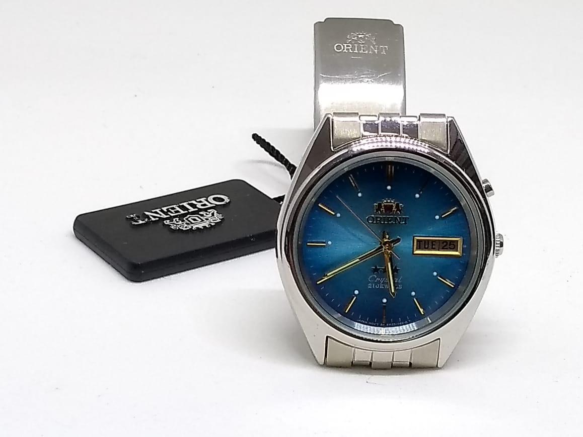 b83ee93ce62 Relógio Orient