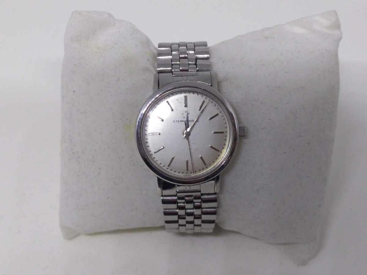 c0072ef54ec Relógio Eterna - Matic Aço
