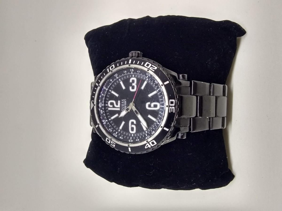4c24da323b7 Relógio Guess Aço