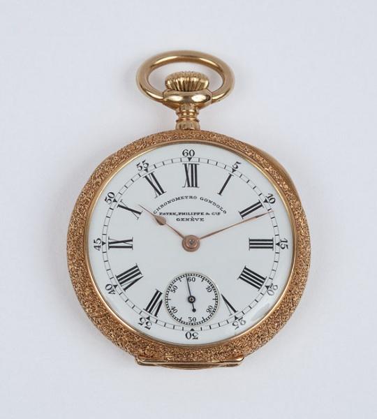 b6faf430f81 Relógio Cartier Santos Galbée grande