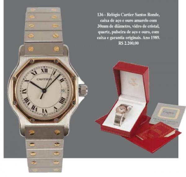 f72ec3694a1 Relógio Boucheron Reflet médio