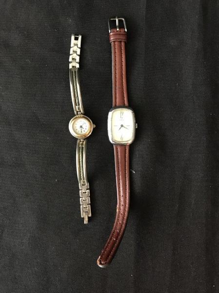 53462251118 Antigo relógio feminino suíço - marca  SKF. Pulseira em