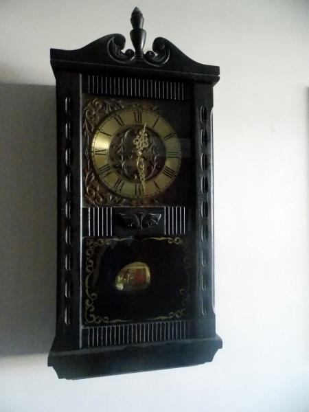 e5f774b5077 Relógio parede carrilhão pendulo ESKA