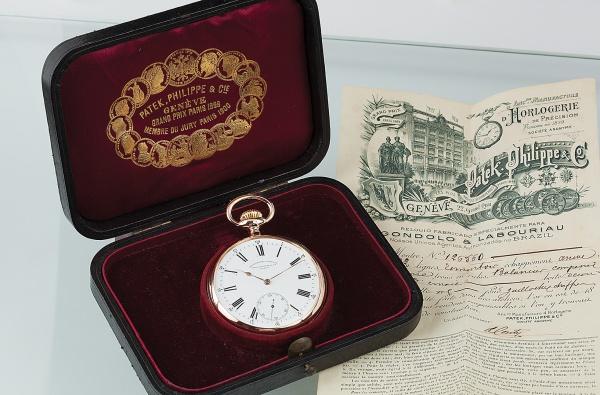 dbb7a5fb0e8 Relógio PATEK PHILiPPE de bolso