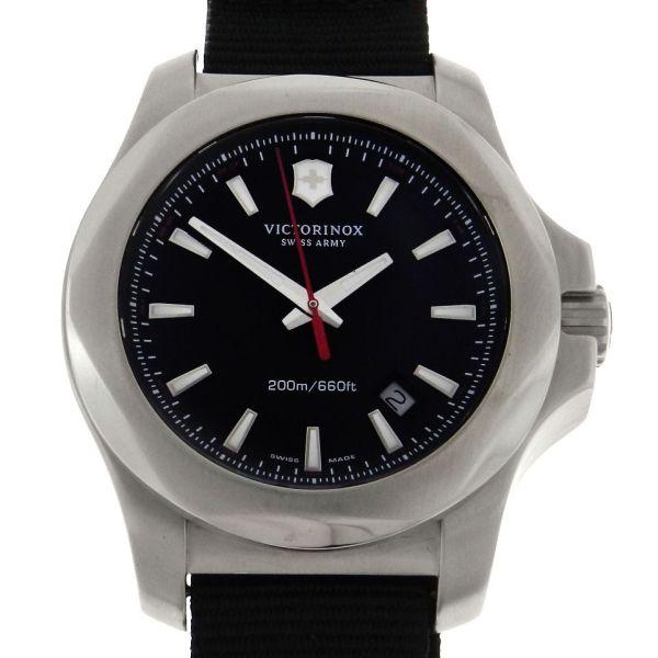 ee2cfa75622 Relógio VictorInox Swiss Army - Caixa em Aço - Pulseira em Nylon - Tamanho  da caixa  43 mm - Funções  Horas - Minutos - Segundos - Calendário - - .