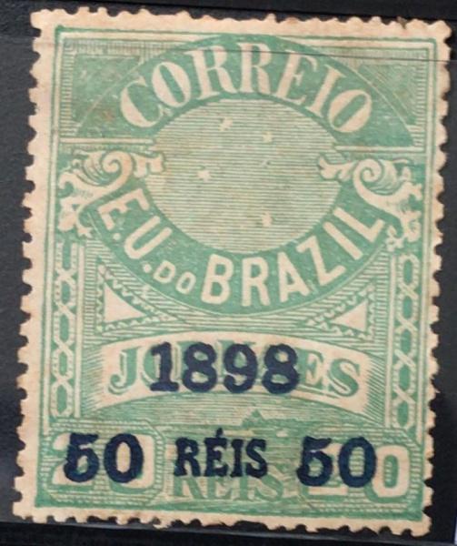 SELO DO BRASIL - JORNAL - RHM-127 a - NOVO