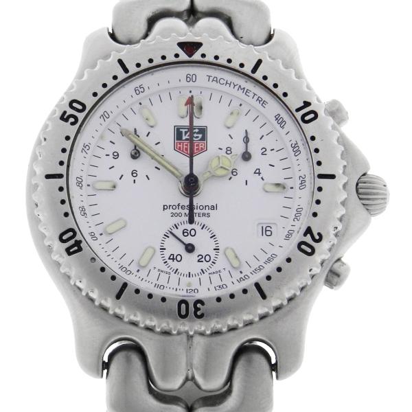 db2a6d2350c Relógio Tag Heuer Sport Elegance S EL - Caixa em Aço - Pulseira em Aço - Tamanho  da caixa  39 mm - Funções  Horas - Minutos - Segundos - Calendário ...