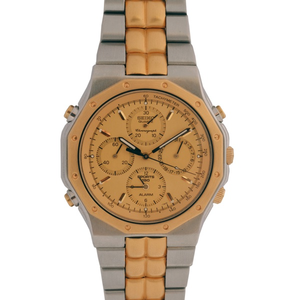0ab56eca969 SEIKO - Relógio de pulso masculino