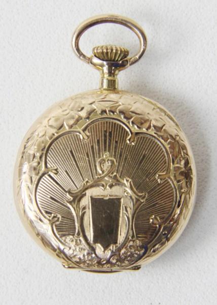 3e7b5dd7e7d PATTENT MEDAILLES - Belo relogio de bolso em ouro 18 k