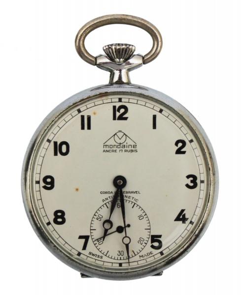 d1536015189 Relógio de bolso MONDAINE