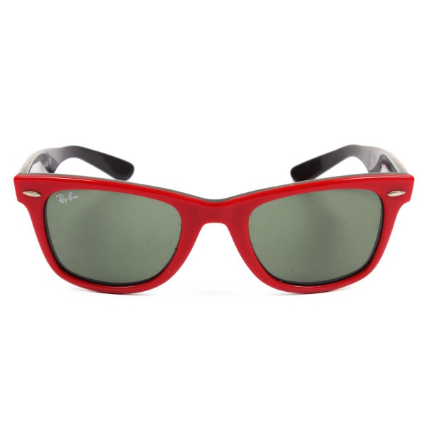 aaa9a3d1a6bc5 Óculos de sol italiano da marca Ray Ban modelo RB 2140 955