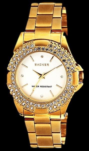 42080618a9a Relógio Feminino Backer Analógico Fashion 1632145M. Fab