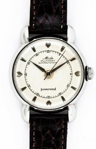 338712a0ad7 Espetacular relógio Suíço de coleção Dryzun estado de