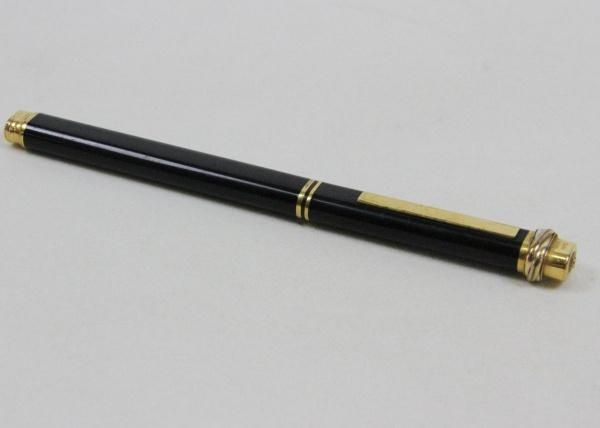 3830b255ed3 CARTIER MUST DE VENDOME BALLPOINT PEN Elegante caneta esferográfica com  design .
