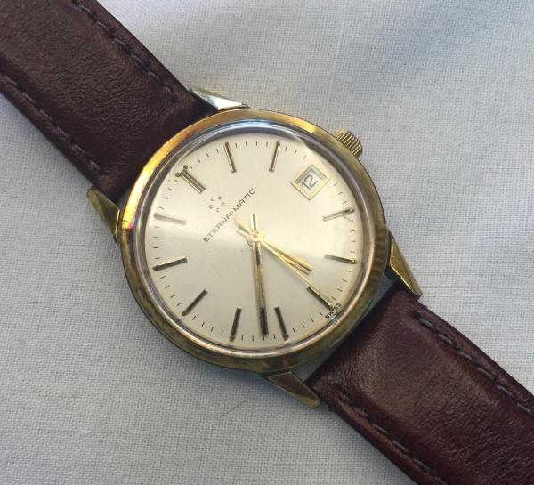 22fbf5c8ea1 FRANK MULLER Geneve - Legitimo relógio todo em ouro 18K