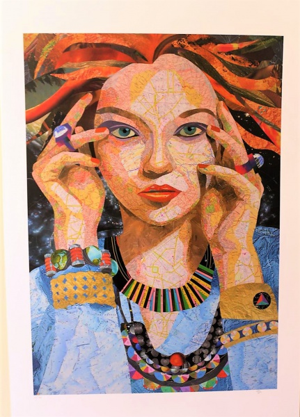 Mistress of the UniverseSerigrafia original do Artista João Machado com certificado.Impressa no processo serigráfico artesanal.Assinado e numerado pelo artista!A.C.I.D - Assinatura Canto Inferior Direito.