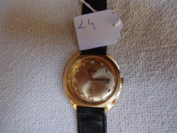 248c43602f3 Relógio Nelima a corda bastante conservado. Pulseira gravada original do  relógio. Funcionando mas precisa de limpeza