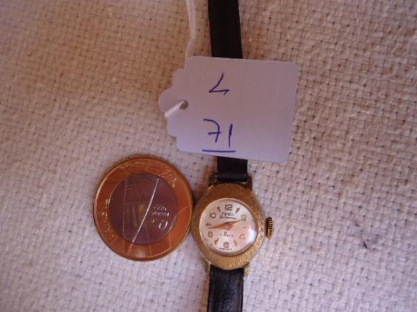 0c730819a09 Relógio feminino a corda marca FERO feldmann