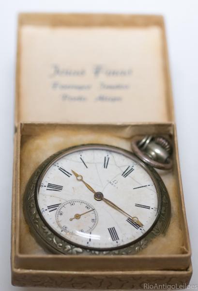 0a0384f7c49 OMEGA - antigo relógio de bolso