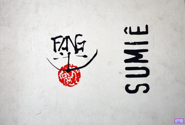 Fang Sumiê - Homenagem ao meu pai (Homage my father ) I