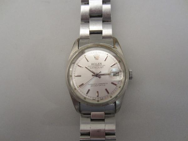 ebab3297b50 Relógio Rolex Oyster Perpetual Datejust (Feminino) - Aço Inoxidável