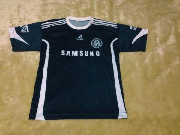 8351a8d6c8 Camisa Futebol - Palmeiras Verdão Samsung Nº 7 - Original - Tamanho 14.