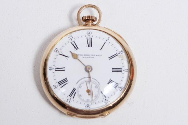 52588196d1a PATEK PHILLIPE   CIE - Genève - Patek Phillipe Chronometro Gondolo em Ouro .
