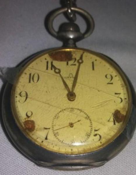 3340165ef37 RELÓGIO DE BOLSO (algibeira) - Antigo relógio de coleção Suíço