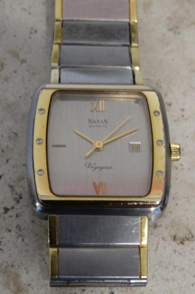55a8823d616 Relógio Feminino Natan Voyageur - Quartz