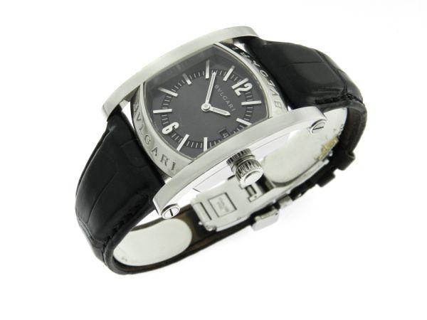 e20231b93fa Peça. Visitas  661. Tipo  Relógio. Relógio Bvlgari Bulgari Assioma - Caixa  em aço e pulseira ...