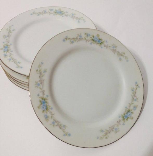 ... para pão de porcelana JAPONESA 6137fe686fb