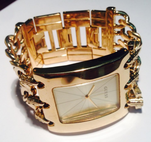 Relógio feminino GUESS ea25a22fb07