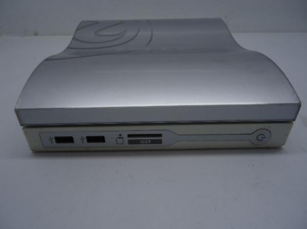 Console de Vídeo Game Zeebo, com 1 controle, Não Testad
