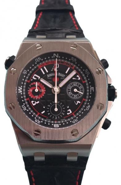 7342a72848e Relógio Audemars Piguet Royal Oak OffShore - Alinghi Polaris Limited  Edition - Automático - Caixa de aço e 44mm de diâm. - Vidro de saphira -  Novo