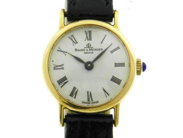71bf3c53fdf Relógio Baume et Mercier Classic - Caixa em ouro 18k e