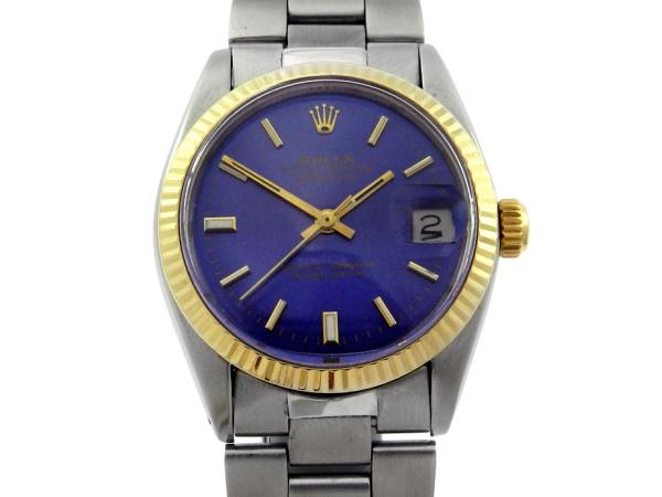 de9744f5af2 Relógio Rolex Datejust - Caixa em aço e ouro e pulseira em aço - Tamanho da  caixa 31mm - Funções  Horas