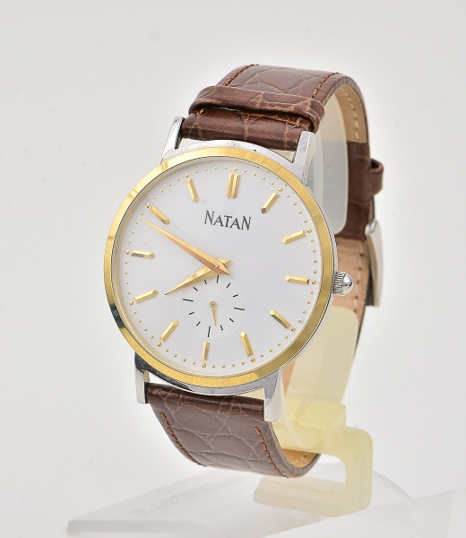 294355fb578 Relógio Natan modelo clássico