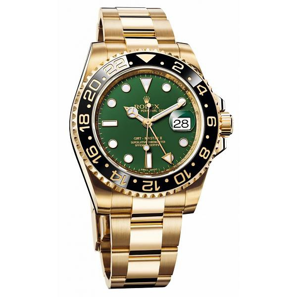 9cd36837b88 OPORTUNIDADE!!!!! ROLEX GMT MASTER OYSTER PERPETUAL de Ouro 18K