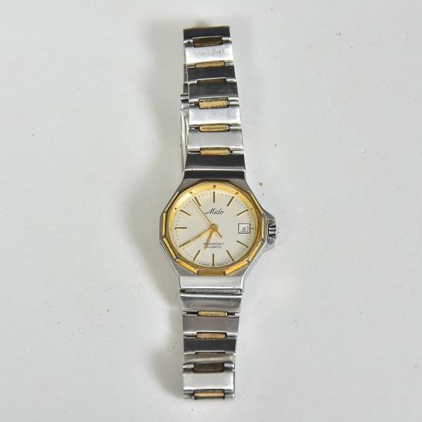6c9e6a617e5 Relógio suíço feminino de pulso da marca